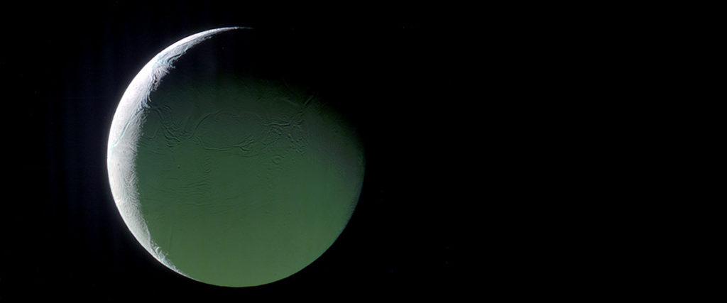 agua en el sistema solar
