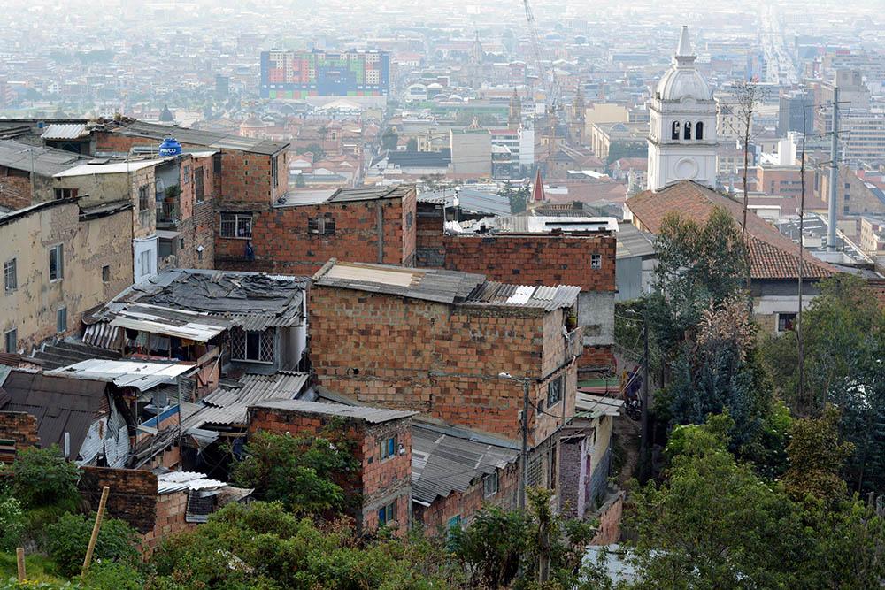 historia del barrio Egipto de Bogotá