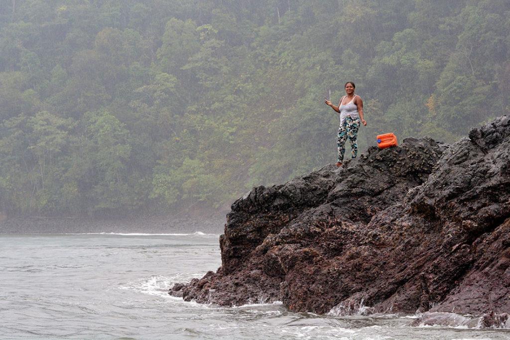mujeres en el Chocó