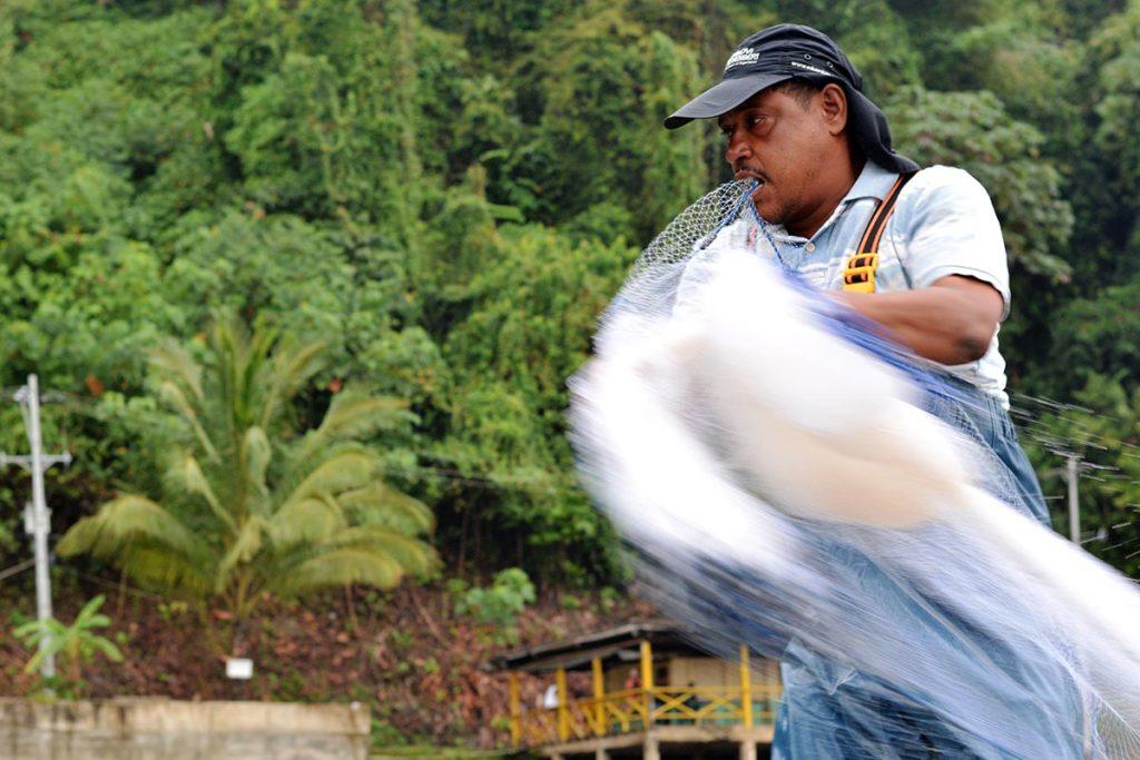 pesca sostenible en el Chocó
